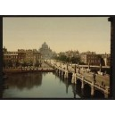 Amsterdam - great sluice photochrom